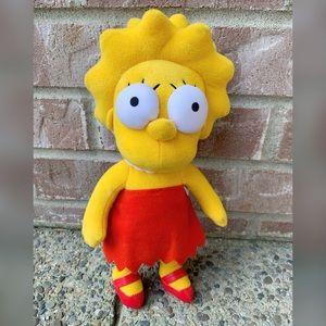 Talking, LISA SIMPSON doll!!